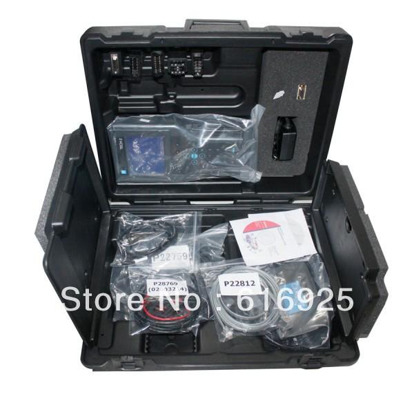 GM TECH 2 support 6 software(GM,OPEL,SAAB ISUZU,SUZUKI HOLDEN) Full set diagnostic tool Vetronix gm tech 2 with candi interface(China (Mainland))