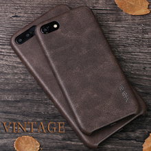 X-Level high quality vintage phone case for apple iphone 7 7 Plus luxury back case cover(China (Mainland))