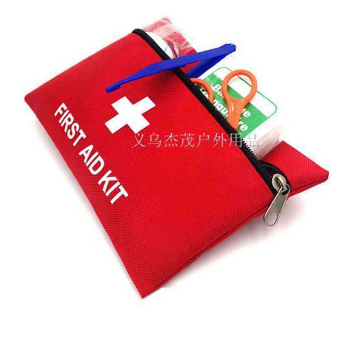 New Arrival Emergency Survival Kit Mini Family First Aid Kit Sport Travel kit Home Medical Bag Outdoor Car First Aid Kit(China (Mainland))