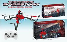 Spiderman 2.4Ghz 4ch mini rc drone quadcopter