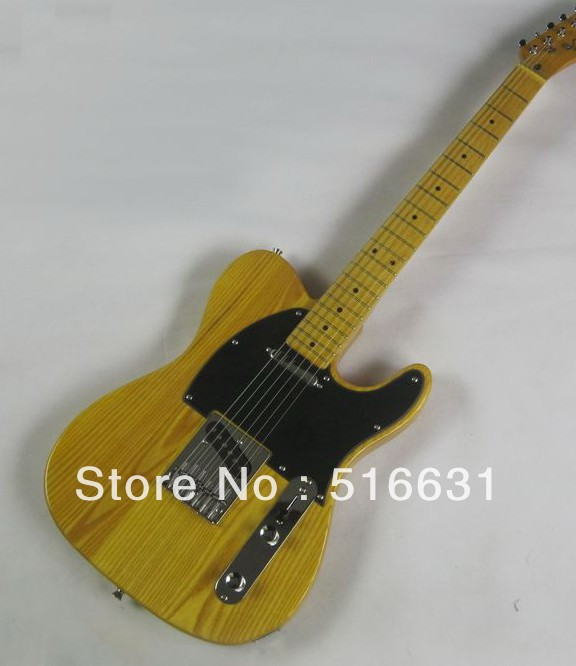 Free shipping!!high quality Telecaster electric guitar Japan Vintage 52 buff restoring ancient ways Elm wood(China (Mainland))