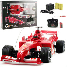 Buy F1 formula car 1:18 large remote control model car toy,Remote control cars, gifts children.Rc cars for $41.80 in AliExpress store
