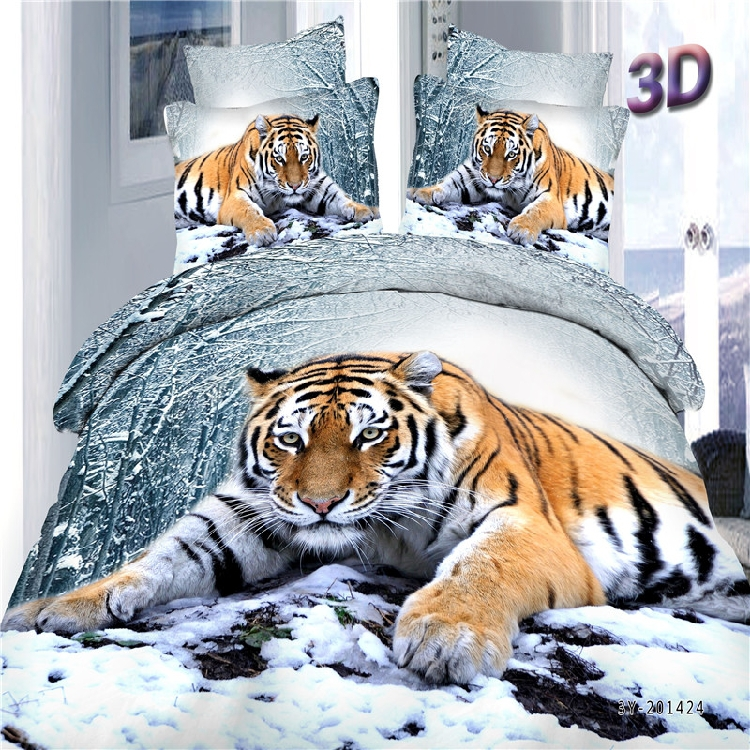 Tiger Bedding Sets Comforters
