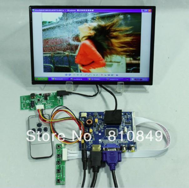HDMI+VGA+2AV+Audio Control board VS-TY2668-V1+10.1inch 1920x1200 B101UAN01/02(China (Mainland))