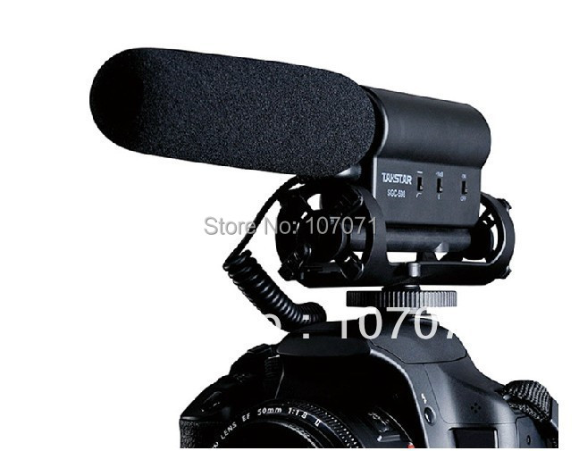 TAKSTAR the SGC 598 photography interview microphone hotography interviews Other Consumer Electronics