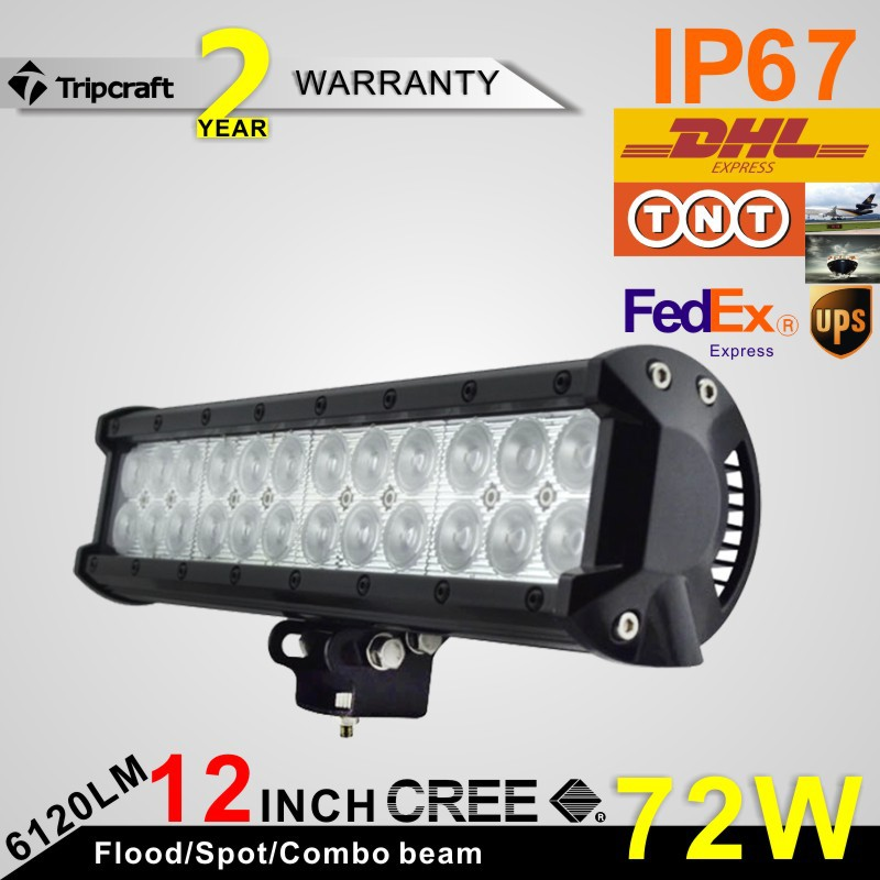 Low price 24pcs12V1312inch truck tractor trailer CAR LED LIGHT offroad spot/flood/combo 72W led work working driving light bar<br><br>Aliexpress