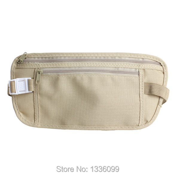 Close Fitted Waist Breathable Mesh Cotton Cloth Pack Bag Pocket Pouch for Traveling Outdoor <font><b>Camping</b></font> Hiking