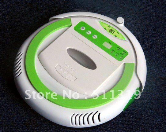 2012 new design  Robot Vacuum Cleaner Robot  wholesale QQ-2LV