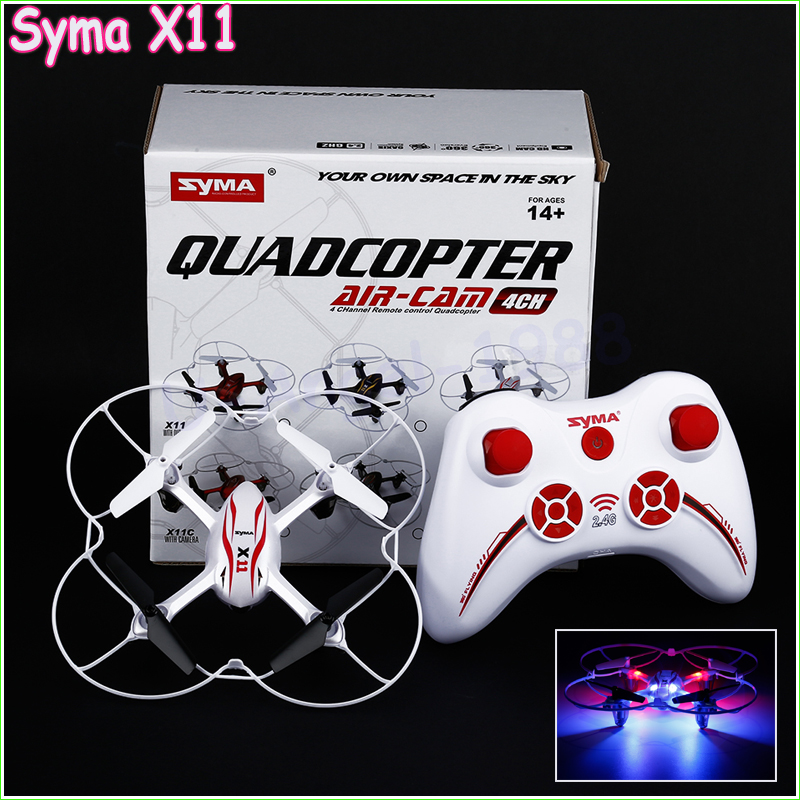 Original SYMA X11 2.4G 6 AXIS GYRO Quadcopter Helicopter Toys High Quality Helicopter RC Toy Wholesale Dropship(China (Mainland))