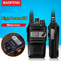 Baofeng BF 758S Professional Walkie Talkie 8W High Power Portable Two Way Radio UHF 400 480MHz