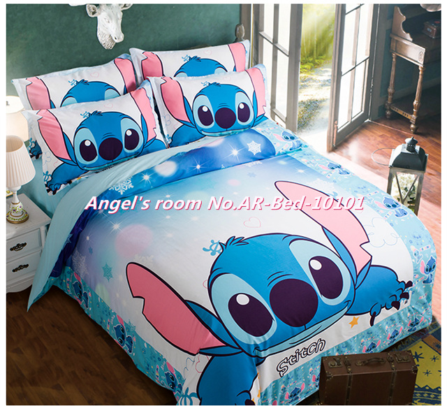 Lilo And Stitch Bed Set
