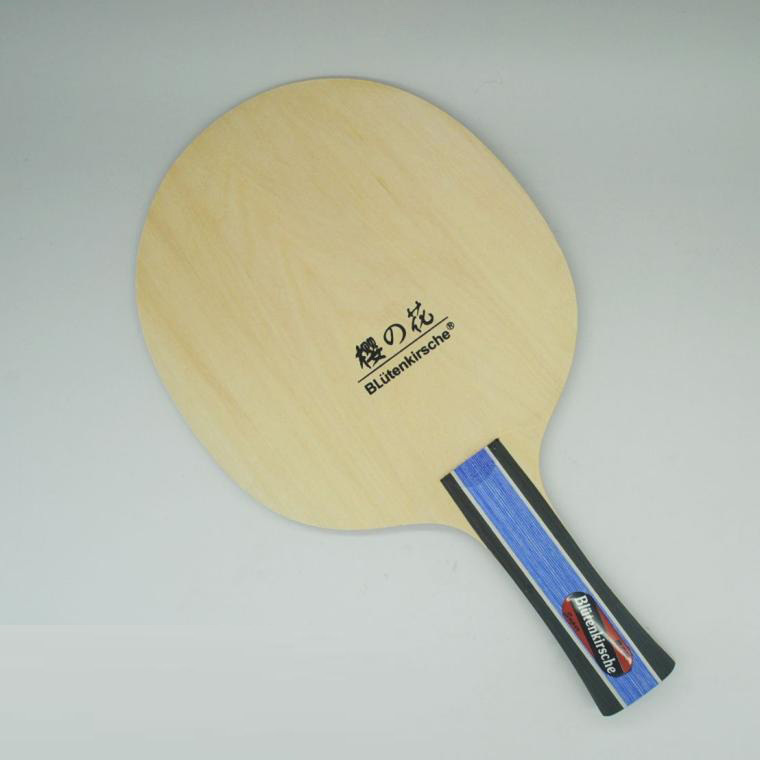 10 Pcs/Lot Blutenkirsche Original Pure Wood Table Tennis Training Blade Wholesales KOKUTAKU Racket Ping Pong Bat Tenis De Mesa(Hong Kong)