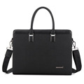 Brand Men Briefcase Leather Handbags Laptop Business Bag High Quality Men s Messenger Bags Mens Tote