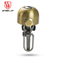 WHEEL UP Vintage Bicycle Bell Stainless Steel Brass Bike Handlebar Bell 4 Color Classical Classical Riding