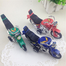 Strange New Creative Children's Toys Pull Back Motorcycle Toy Car Model Hot(China (Mainland))