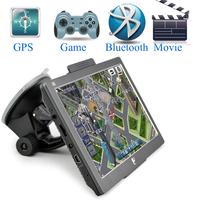 7 inch GPS FM DDR128MB 800*480 car gps navigator MTK MS2531 800MHZ Navitel 8.5 2014 Maps Russia Ukraine USA EUROPEAN