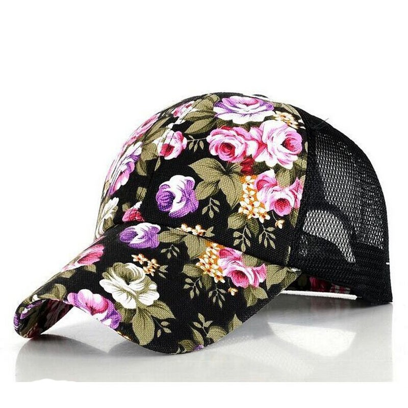 The-new-female-floral-hat-baseball-cap-mesh-cap-spring-and-summer-sports-and-leisure-sun