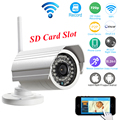HD 720P IP Camera WIFI Wireless Onvif P2P 1 0MP 36pcs Infrared IR LEDs Support Micro