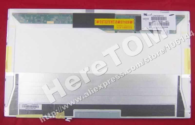 "18.4"" WXGA Laptop Screen Display For Acer Aspire 8920 8920G LTN184HT01 LTN184HT03 N184H4-L04(China (Mainland))"