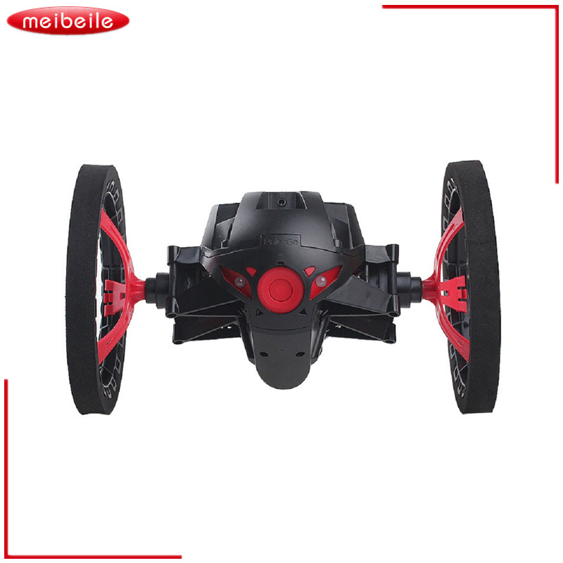 Remote Control Bouncing Hover Board Shape 2.4GHz Jumping Sumo RC Car Flexible Wheels Remote Control Robot Car Free