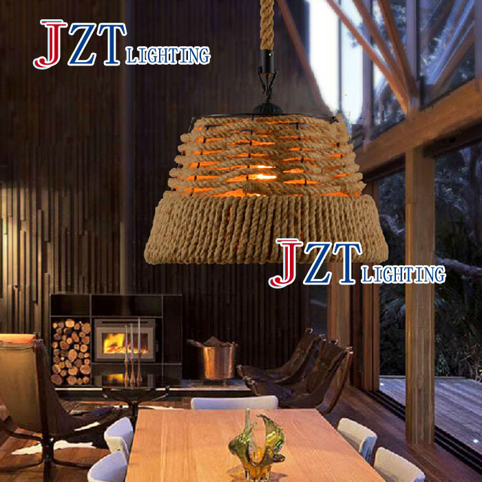 American village vintage chandelier handmade knitted pure for Balcony restaurant group