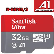 SanDisk micro sd 128 GB 64 GB 32 GB 16 GB 98 mb/s TF usb זיכרון פלאש כרטיס microsd 8 GB /48 MB/s class10 מקורי מוצר חינם(China)