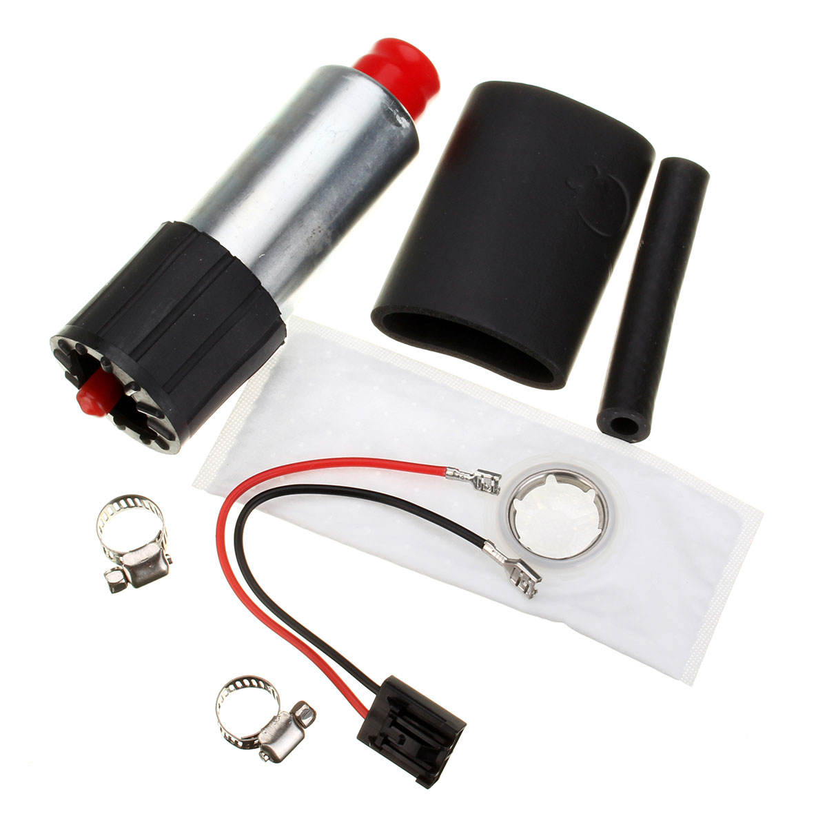 340LPH Performance Electric Fuel Pump For Racing Tuning E30 E36 E46 320i 330i M3 528i 535i X5 740i Z3 For Walbro GSS340-1