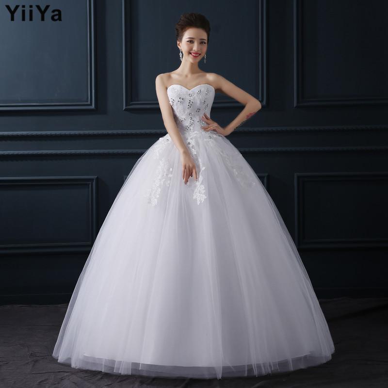Free shipping new 2015 cheap fashion wedding frock white for Cheap modern wedding dresses