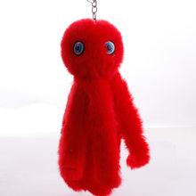 Novo Mini Kawaii Brinquedos polvo de Pelúcia legal chaveiro Pele Macia Bonito Moda Crianças Bonecas pompom fofo Bebê Charme Para As Meninas dom mulheres(China)