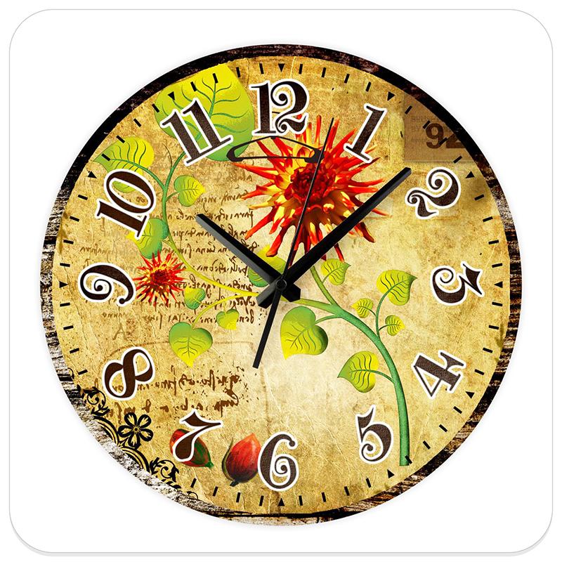16 39 39 mejor decoraci n del hogar del reloj de pared grande unique home decor pared moderna - Relojes de decoracion ...