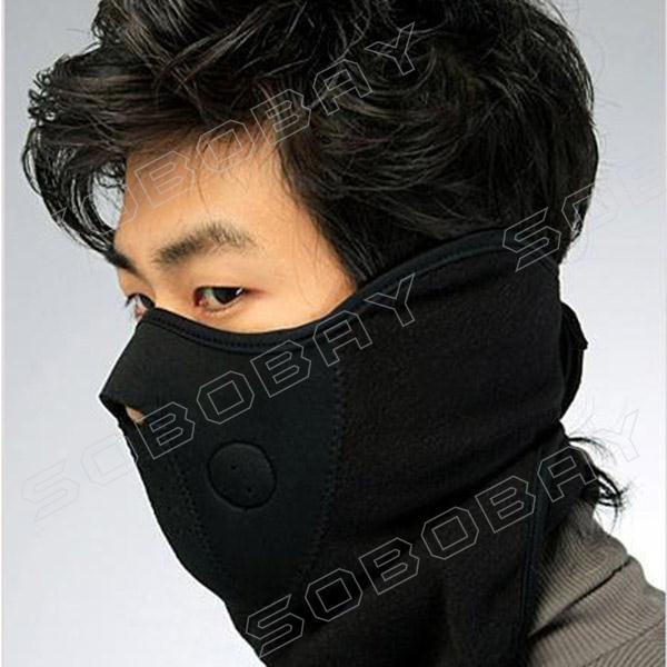Mouth Air Filter Bike Face Mask Filter Air