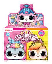 Eaki Genuíno Crianças DIY para surpresas lol Bonecas de Brinquedo com Caixa Original brinquedos Puzzle Brinquedos para As Crianças de aniversário ano novo meninas presentes(China)