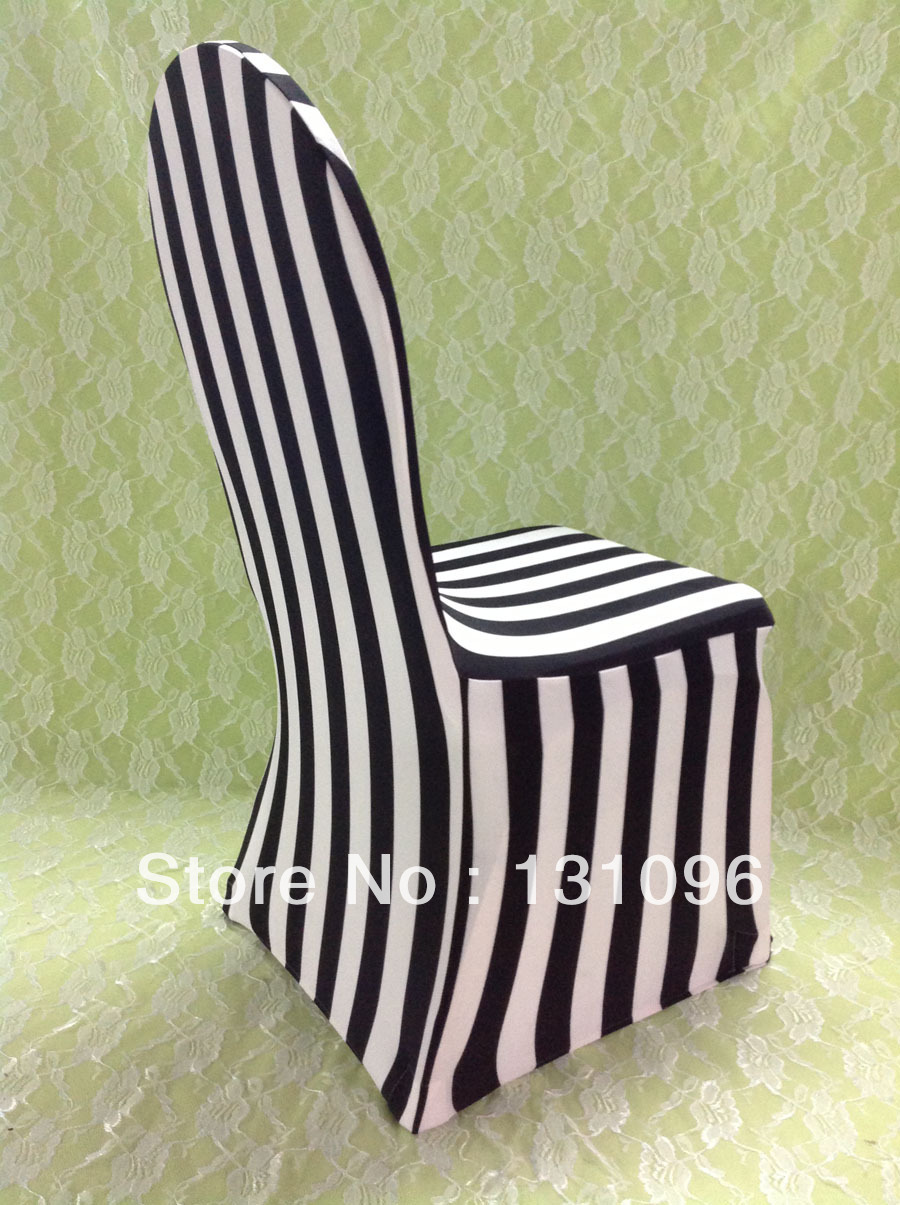 Striped Chair Covers Promotion-Online Shopping for ...