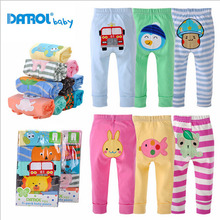 PP Pants 4 Pieces A Lot Baby Trousers Kid Wear Busha Baby Pants Cartoon Boy Girl