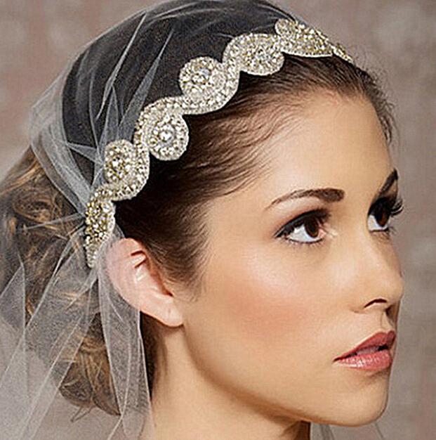 Головные украшения на свадьбу