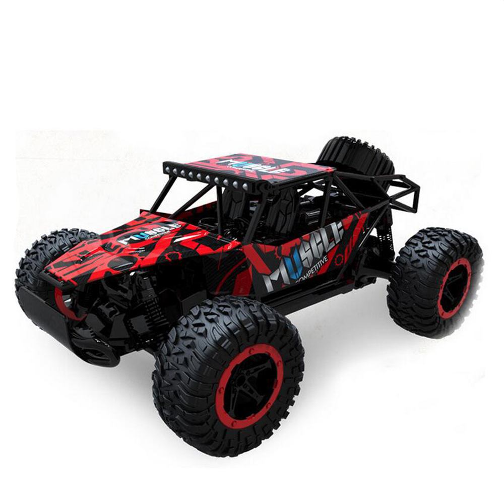 Rally car RC Car 1:16 4CH 2.4G Rock Crawlers Driving Car Hummer Toy Cars Model Off-Road Vehicle Motors Drive High Speed 25Km/h(China (Mainland))