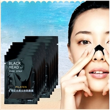 10Pcs Mineral Mud Nose Blackhead Pore Cleansing Cleaner Removal Membranes Strips LY110
