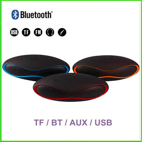 & Original Mini Wireless Bluetooth Speaker Portable Subwoofer QFX TF/AUX/USB/FM Sound Box Built-in Microphone - ShenZhen Oh-Box Information Technology Co., Ltd. store