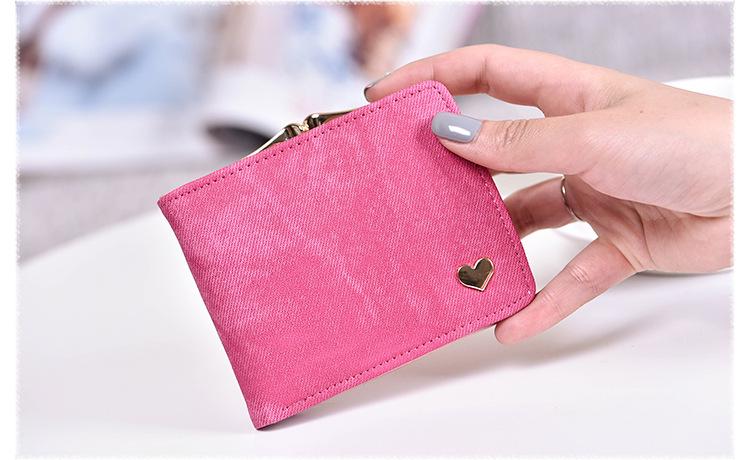 HTB11bKRRXXXXXbOXpXXq6xXFXXXO - New Woman Wallet Small Hasp Coin Purse For Women Luxury Leather Female Wallets Design Brand Mini Lady Purses Clutch Card Holder
