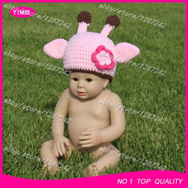 Baby Knitted Viking Hat Baby Girls Hats Knitting