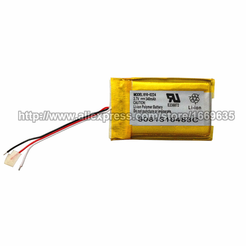 340mah 3 7v battery replacement for ipod nano 1st gen 1gb 2gb 4gb in mp3 mp4 player battery. Black Bedroom Furniture Sets. Home Design Ideas