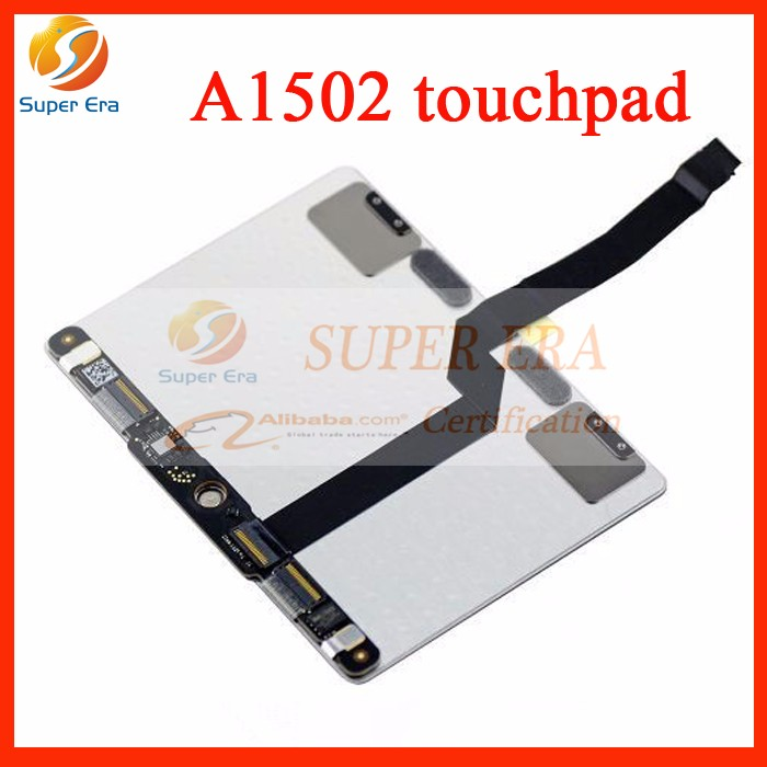 """perfect Original Touchpad Trackpad With Cable For Macbook Pro Retina 13"""" A1502 2013 2014 touchpad with cable 593-1657-A"""