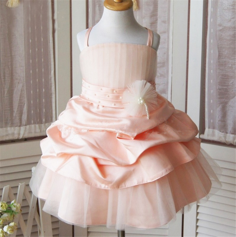 Wedding Dresses Infant 9