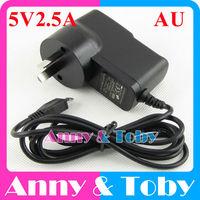 5V2.5A-5v / 2.5A pi3 модель b малины пи 3 питания адаптер usb зарядное устройство psu блок питания источника питания переключения адаптер розетка