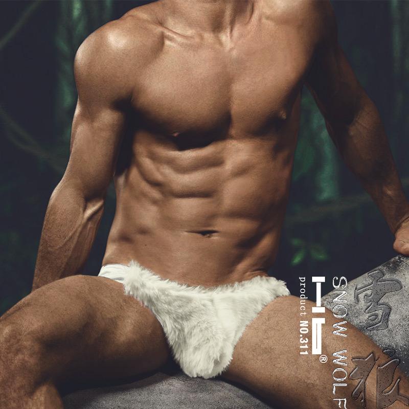 HB & серии снег волк underwears.high