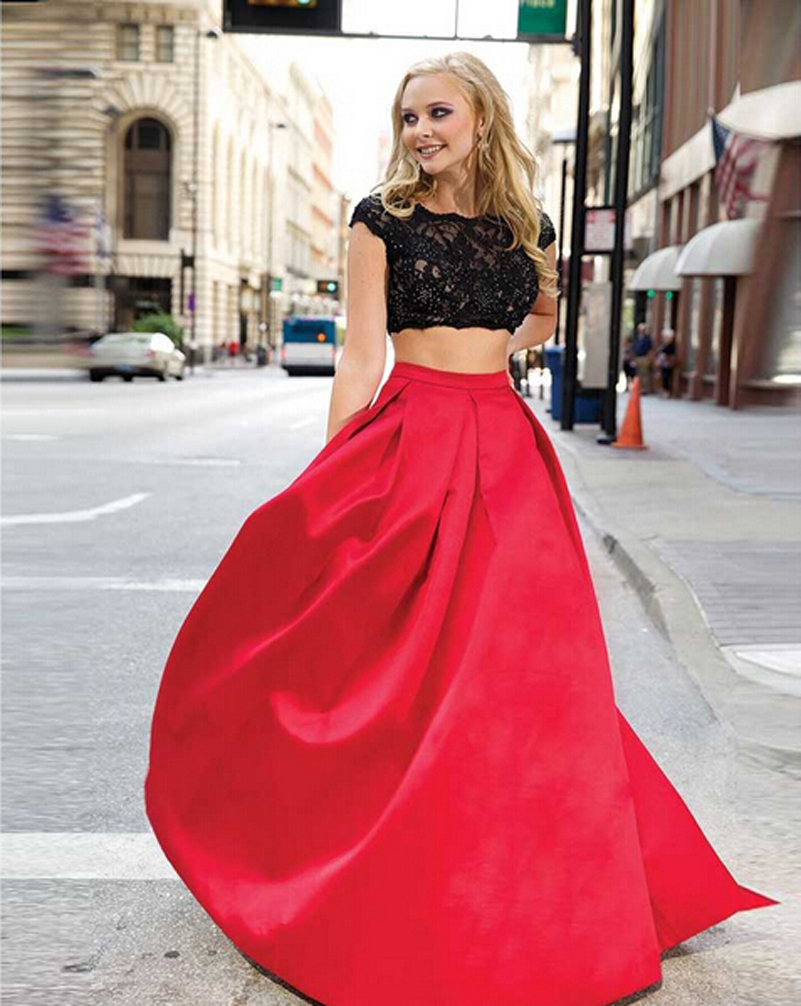 Online Buy Wholesale crop top and skirt set prom from China crop ...