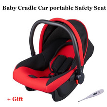 2016 Brand Newbore Cradle Car Safety Seats Adjustable Baby Car Portable Basket Three-point Harness Free Drop Ship Wholesale(China (Mainland))