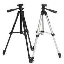 FT-810 Portable Professional Aluminum Telescopic Tripod Stand Holder For Digital Camera DV Flexible With Carry Bag