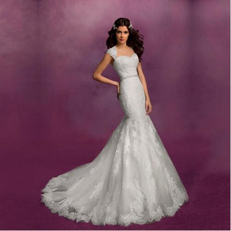 Robe de mariage 2016 plus size wedding gowns vintage for Vintage open back wedding dresses