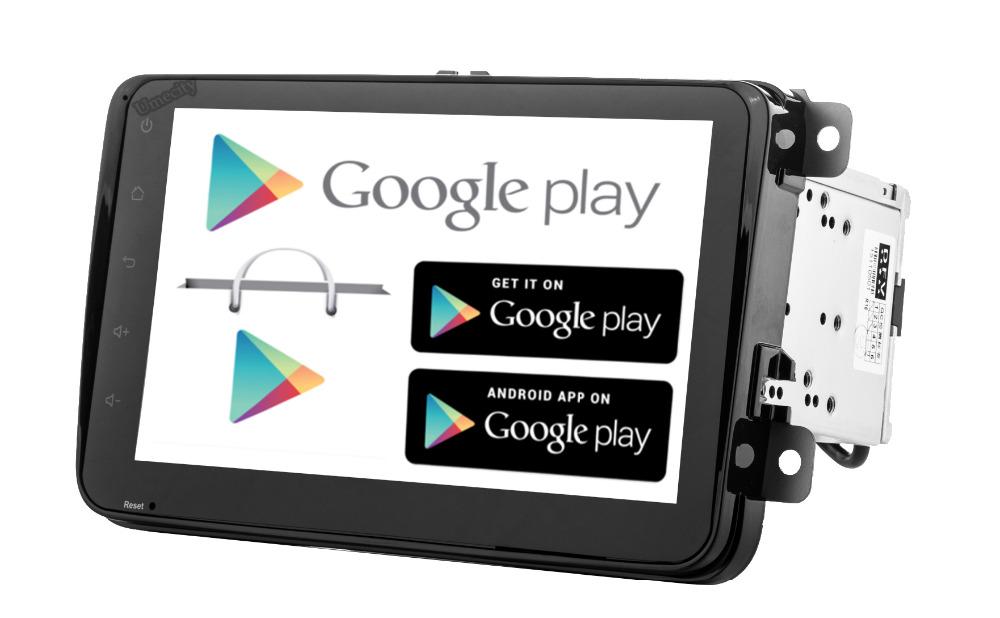 Quad Cord android 4.4 Car GPS Radio for VW Passat B5 Golf MK4 Jetta Bora Polo Leon 1M headunit DVD player WIFI 3G 1024X600(China (Mainland))